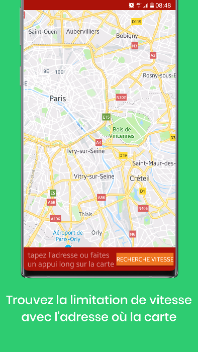 Quelle Amende - Speeding Fine and Penalties calculation for France <br> https://play.google.com/store/apps/details?id=ro.gliapps.quelleamende